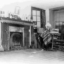 Image of Interior, 37 New Street - ca. 1898-1912