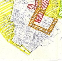 Image of Proposed Buildings Height Restrictions - Map
