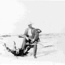 Image of F.F. Sams, Sullivans Island - ca. 1898-1912