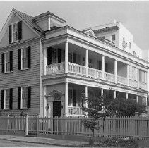 Image of 2006.010.446-449 - 39 South Battery (Magwood-Moreland House)