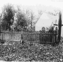 Image of St. Andrew's Church and Lot - ca. 1898-1912