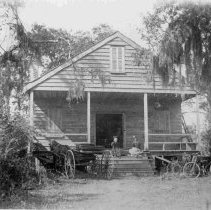 Image of St. Andrews Parish Cycling and Club House - ca. 1898-1912