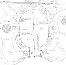 Image of Planting Plan/Strawbery Chapel