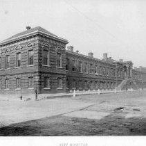 Image of City Hospital - 1893