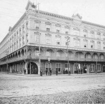 Image of St. Charles Hotel - 1893
