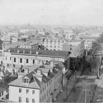 Image of Looking North from St. Michael's Tower - 1893