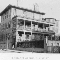 Image of Residence of Miss E.A. Kelly