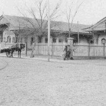 Image of Charleston & Savannah Depot