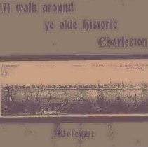 Image of A Walk Around Ye Olde Charleston - Book