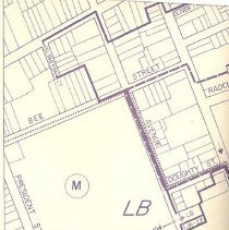 Image of Official Zoning Map, Grids 19 & 20 [Charleston, S.C.] - Map