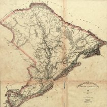 Image of Mills' Atlas of South Carolina:  An Atlas of the Districts of South Carolina in 1825 Compiled by Robert Mills, Engineer and Architect   - Mills, Robert, 1781-1855