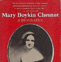 Image of Mary Boykin Chesnut:  A Biography - Muhlenfeld, Elisabeth, 1944-