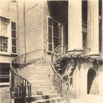 Image of b:  Randolph Hall Staircase