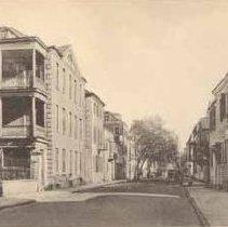Image of b:  Church Street Looking North