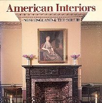 Image of American Interiors, New England & the South: Period Rooms at the Brooklyn Museum - Peirce, Donald C.