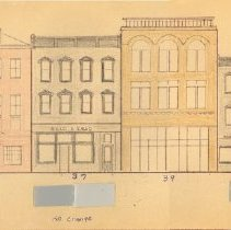 Image of Proposed Paint Colors: 29-47 Broad Street