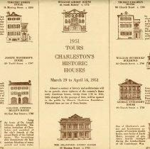 Image of 1951 Tour Brochure