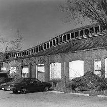Image of HUGO.002.065 - Trolley Barn After Hurricane Hugo