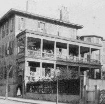 Image of 151 Wentworth Street (Benjamin Lazarus House) - Property File
