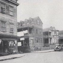 Image of 27-41 Franklin Street Demolished for Robert Mills Manor Extension