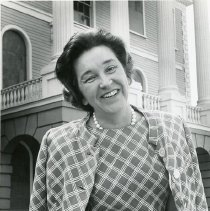 Image of Frances Edmunds with This is Charleston - ca. 1960s