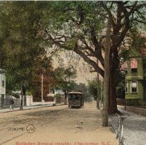 Image of Rutledge Avenue (North), Charleston, S.C. [ 64 Rutledge and 165 Rutledge] - early 20th century