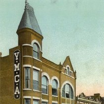 Image of Y.M.C.A. Building (208 King Street) - ca. 1913