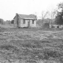 Image of r: Cabins, 1940s