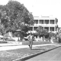 Image of b: The Battery, ca. 1940s