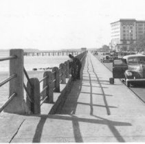 Image of a: The Battery & Fort Sumter Hotel, 1940s