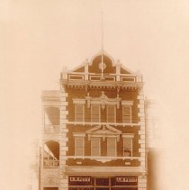 Image of 549 King Street (A.W. Petit Building) - late-19th c.