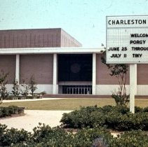Image of Charleston Municipal Auditorium (a/k/a Gaillard Auditorium) - 1970