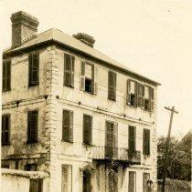 Image of House of Ralph Izard [William Harvey House, 110 Broad Street] - ca. 1920s