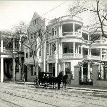 Image of 68 Meeting Street / South Carolina Society Hall - ca. 1890s
