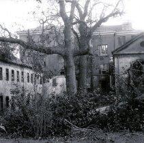 Image of Aiken-Rhett House After Hurricane Hugo - 1989