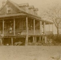 Image of Hutchinson House (Edisto Island) - ca. 1900