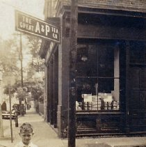 Image of The Great A&P Tea Company (45 Hasell Street) - ca. 1940
