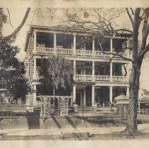 Image of Mercy Hospital (12 Bee Street) - ca. 1920s