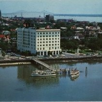 Image of Hotel Fort Sumter [1 King Street] - 1950s?