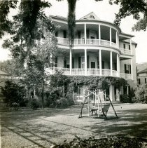 Image of 6 Gibbes Street (Parker-Drayton House) - 1943