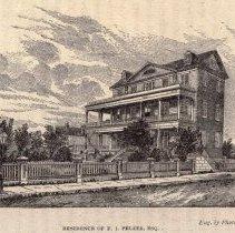 Image of 107 Ashley Avenue, ca. 1875