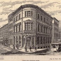 Image of Carolina Savings Bank, ca. 1875)
