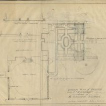 Image of General Plan of Grounds at Mulberry