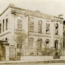 Image of 118-120 Broad Street (St. Andrew's Hall) - Property File