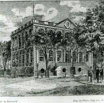 Image of 80 Broad Street (Charleston City Hall) - 1875 (date of original)