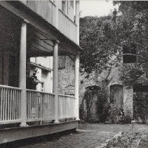 Image of Photo of Outbuilding, ca. 1960