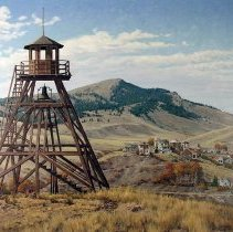 Image of 1980.59.13 - FIRE TOWER