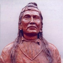 Image of 2004.54.01 - CHIEF NEW CHEST OF THE PIEGAN TRIBE