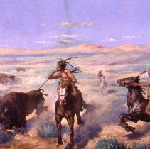 Image of X1902.04.14 - CHASE OF THE BUFFALO, THE