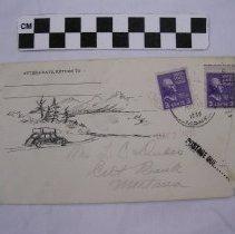 Image of X1975.24.39 envelope